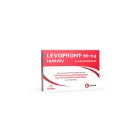 LEVOPRONT 60 mg 10 tablet