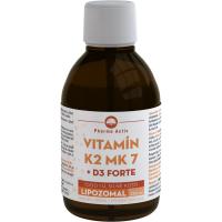 PHARMA ACTIV Lipozomal vitamin K2 MK7+ D3 1000 I.U. 250 ml