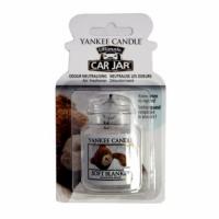 YANKEE CANDLE Luxusní visačka do auta Jemná přikrývka (Soft Blanket) 1 ks