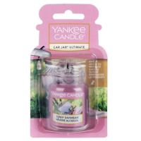 YANKEE CANDLE Luxusní visačka do auta Sunny Daydream 1 ks