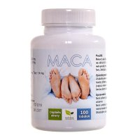 NATURAL MEDICAMENTS Maca 500 mg 100 tablet