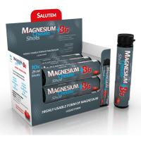 MAGNESIUM Chelate+B6 cherry ampule 10 x 25 ml