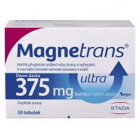 MAGNETRANS ultra 375 mg 50 tobolek