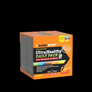 NAMEDSPORT Multivitamín s minerály Ultra Healthy DAILY PACK, 30 sáčků