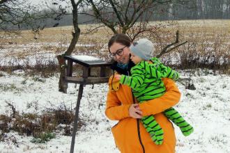 Maminkou: Aktivně i v zimě