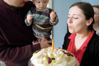 Maminkou: Bartíkův první rok
