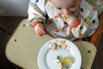 Maminkou: Jídlo do tlapky