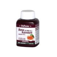 MedPharma Beta karoten 10000m.j.tob.107