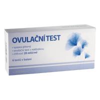 MEDPHARMA Ovulační test 20mlU/ml