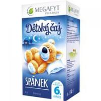 MEGAFYT Dětský čaj spánek 20 x 2 g