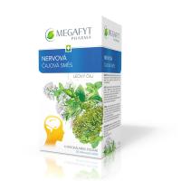 MEGAFYT Nervová čajová směs Léčivý čaj 20 sáčků