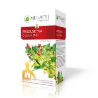 MEGAFYT Průdušková čajová směs 20 sáčků