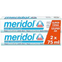 MERIDOL Zubní pasta 2x 75 ml