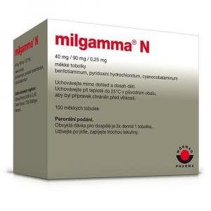 MILGAMMA N 100 měkkých tobolek