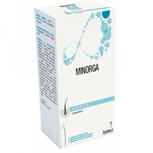 MINORGA Kožní roztok 20 mg 3 x 60 ml