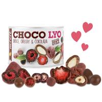 MIXIT Křupavé ovoce a ořechy v čokoládě 180 g