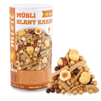 MIXIT Pečený mixit slaný karamel & lískové oříšky 470 g