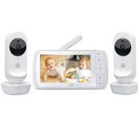 MOTOROLA EASE 35 - 2 dětská chůvička se dvěma kamerami