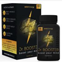 MOVIT ENERGY Dr. Booster 60 tablet 1+1 ZDARMA