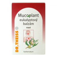 Mucoplant Eukalyptový balzám 50 g