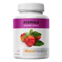 MYCOMEDICA Acerola 90 želatinových kapslí