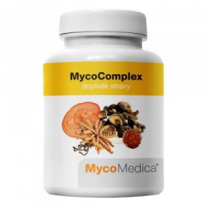 MYCOMEDICA MycoComplex 90 rostlinných veganských kapslí