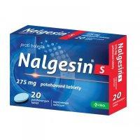 NALGESIN S 275 mg 20 potahovaných tablet