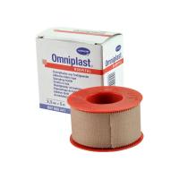 Náplast Omniplast textilní 2,5 cm x 5 m 1 ks