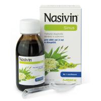 NASIVIN Sinus sirup 100 ml