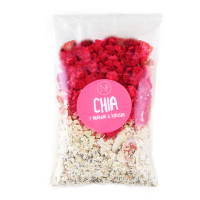 NATU  Superkaše CHIA s malinami a kokosem 70 g