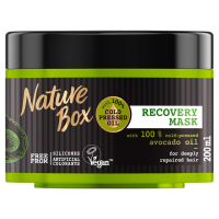NATURE BOX Maska na vlasy Avocado 200 ml