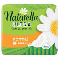 NATURELLA Camomile Ultra Normal Hygienické vložky 10 ks