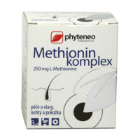 PHYTENEO Phyteneo methionin komplex 60 kapslí