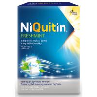 AKCE NIQUITIN Freshmint 4 mg 100 ks žvýkací guma