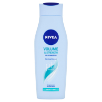 NIVEA  Volume&Strength Pečující šampon 400 ml