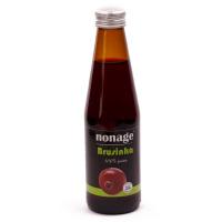 NONAGE Brusinka 100% juice premium 250 ml BIO
