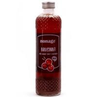 NONAGE Brusinkový ovocný sirup 330 ml BIO