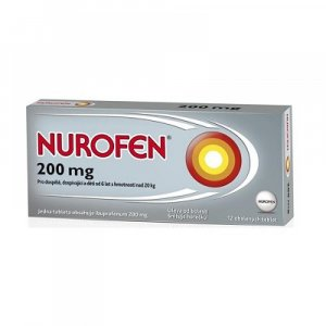 NUROFEN 200 mg 12 tablet