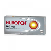 NUROFEN 200 mg 12 tablet