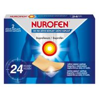 NUROFEN Léčivé náplasti 200 mg 2 ks