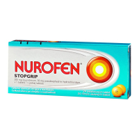 NUROFEN Stopgrip 200 mg/30 mg 24 tablet