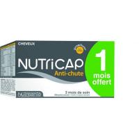 NUTRICAP proti ztrátě vlasů 180 kapslí