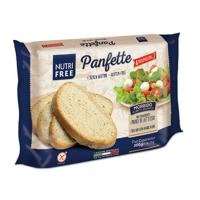 NUTRIFREE Panfette Světlý krájený chléb bez lepku 4x75 g