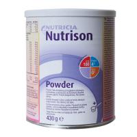 NUTRICIA Nutrison Powder Nutriční strava v práškové formě 430 g