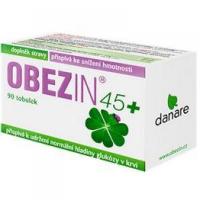 OBEZIN 45+ 14 denní hubnoucí kúra 90 tobolek