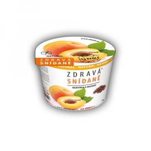 OBEZIN Zdravá snídaně Meruňka a rozinky 78 g