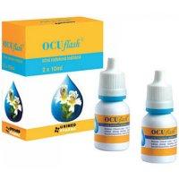 OCUFLASH Oční kapky 2 x 10 ml
