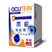 OCUTEIN Brillant 25 mg 120 tobolek + Antistatický ubrousek na brýle ZDARMA