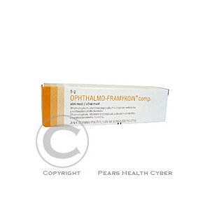 OPHTHALMO-FRAMYKOIN COMP. UNG OPH 1X5GM