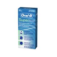 ORAL-B Superfloss zubní nit Mint  50 kusů